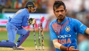 India Vs Ireland, T20 Series: When MS Dhoni smartly saved Yuzvendra Chahal from the big embarrassment; see video