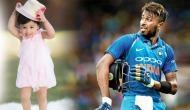 India Vs Ireland, T20 Series: MS Dhoni's daughter Ziva is Hardik Pandya's biggest cheerleader and fan; see video