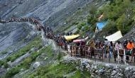 3,489 pilgrims leave for Amarnath from Jammu