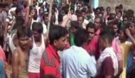 Delhi: Man injured after being brutally thrashed by mob
