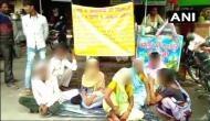 Uttar Pradesh rape victim on indefinite hunger strike demanding justice