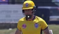 GT20: फ्लेचर और रोंची ने विस्फोटक पारी खेल रॉयल्स को 8 विकेट से दिलाई जीत