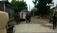 Jammu and Kashmir: Suspected bike-borne terrorist fire upon security forces in Pulwama