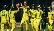 Battle for ICC T20I top spots as Australia face off Pakistan
