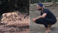 शेर के साथ सेल्फी लेने वाले जडेजा ने अब शेरनी के साथ किया ये काम...