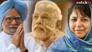 जम्मू-कश्मीर में बड़ी सियासी हलचल, राज्य के 100 नेताओं संग मनमोहन सिंह ने की बैठक