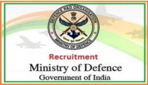 रक्षा विभाग में MTS के पद पर हो रही है भर्तियां, 10वीं पास के लिए भी मौका