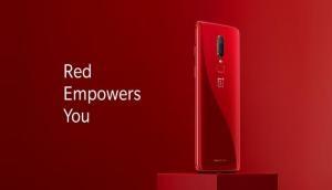 भारत में लॉन्च हुआ दमदार फीचर्स वाला OnePlus 6 रेड एडिशन, इस दिन होगी पहली सेल