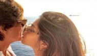 वेकेशन पर किंगखान, बेटी सुहाना के साथ 'Sun Kissed' की तस्वीर की शेयर