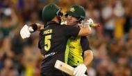 ऑस्ट्रेलिया के इन दो बल्लेबाजों ने रचा T20 का नया इतिहास, रनों की सुनामी में बहा जिम्बाब्वे