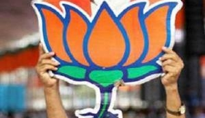 BJP top brass holds meeting with in-charges of poll-bound states