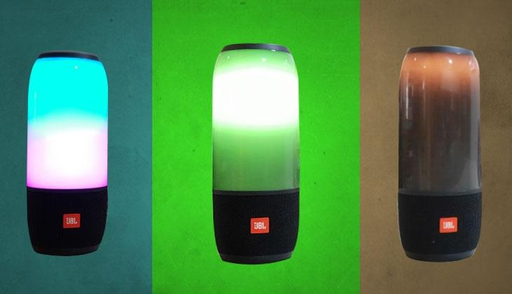 Jbl Pulse 3 Review This Bluetooth Speaker Doubles Up As A Versatile Party Trick Catch News