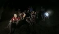Football team stranded in Thailand cave rescued