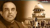 Subramanian Swamy on Ram Temple issue: 'Supreme Court not supreme but a pillar of Constitution'