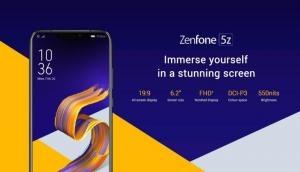 भारत में लॉन्च हुआ Asus zenfone 5z, मिलेंगे दमदार फीचर्स वाले तीन वेरिएंट