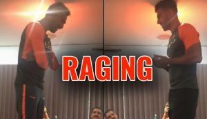 Virat Kohli's men ragging Krunal Pandya and Deepak Chahar is the funniest thing on the internet today; watch video