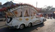 इस शख्स ने बनाई 'रॉयल वेडिंग' कार, शादियों में देगी शाही लुक