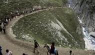 अमरनाथ यात्रा के दौरान भूस्खलन, 5 यात्रियों की दर्दनाक मौत