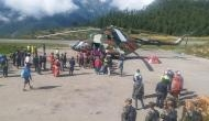 96 Kailash Mansarovar Yatra pilgrims evacuated: Nepal sources