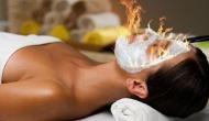 इलाज का अनोखा तरीका, इंसानों को आग में जलाकर इस बीमारी से मिलती है निजात