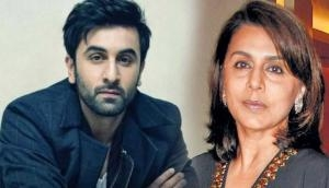 Neetu Kapoor opens up about son and Sanju actor Ranbir Kapoor's girlfriends, says, 'He can't say no to girls'