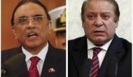 Nawaz Sharif has taken political asylum in London: Zardari