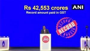 मुकेश अंबानी का दावा- Reliance ने भरा सबसे ज्यादा 42,553 करोड़ GST