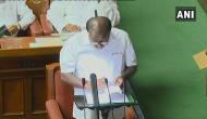 कर्नाटक: बजट में कुमारस्वामी का ऐलान- किसानों के कर्ज माफ लेकिन पेट्रोल-डीजल हुआ मंहगा