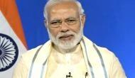 PM Modi hails women's contribution at grass-root level