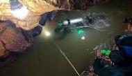 Thai cave rescue operation underway