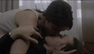 Rachel Weisz gets intimate with Rachel McAdams in a steamy bedroom scenes from film Disobedience