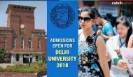 DU: दिल्ली यूनिवर्सिटी की चौथी कटऑफ लिस्ट जारी, इन कोर्सेस में मिलेगा एडमिशन