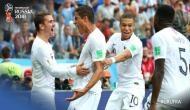 FIFA World Cup 2018: उरग्वे के मजबूत किले को तोड़कर सेमीफाइनल में पहुंचा फ्रांस