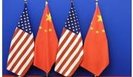 US urges China to cease its 'military, diplomatic, and economic pressure' against Taiwan