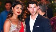Nick Jonas and Priyanka Chopra were spotted wearing matching gold rings