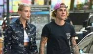 Justin Bieber and Hailey Baldwin hold hands on romantic dinner date in New York City