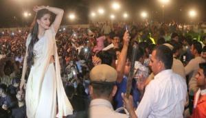 सपना चौधरी का ये सपना राजस्थान पुलिस की वजह से अधूरा रह गया