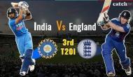 T20 सिरीज कब्जाने के लिए आज इंडिया-इंग्लैंड में होगी ऐतिहासिक जंग, यहां देखें LIVE प्रसारण