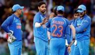 इंग्लैंड के खिलाफ मैच से पहले टीम इंडिया को बड़ा झटका, ये धारदार गेंदबाज टीम से हुआ बाहर