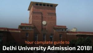 दिल्ली यूनिवर्सिटी में 4 हजार छात्रों ने कैंसिल किये एडमिशन, इन छात्रों को मिलेगा मौका