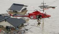 8 dead, dozens missing in Japan flood, heavy rain