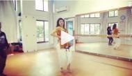 उर्वशी रौतेला ने 'नगाड़ा संग ढोल बाजे' पर किया शानदार डांस, वीडियो हुआ वायरल