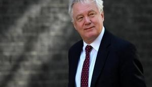 UK Brexit secretary David Davis resigns