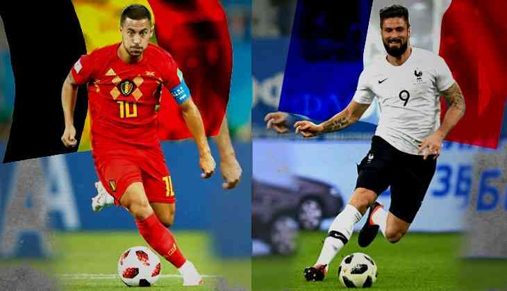Why France Vs Belgium promises to be the final before the finals