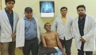 ऑपरेशन के दौरान मरीज के पेट में मिला स्टील का गिलास, फिर डॉक्टर को सुनाई कहानी