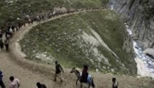 Over 6,000 pilgrims commence journey to Amarnath shrine