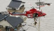 Nearly 200 dead in Japan flash floods