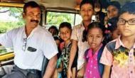 सलाम : बच्चों को स्कूल लाने के लिए ड्राइवर बन गया टीचर, ये थी वजह