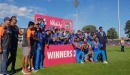 2 साल से तीन मैैचों की T20 सिरीज में टीम इंडिया की बादशाहत कोई नहीं तोड़ पाया है