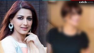 Sonali Bendre gets emotional as she gets her hair chopped for Cancer treatment; see her beautiful transformation pics and videos